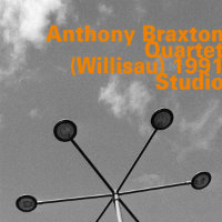 BRAXTON, Anthony Quartet: Willisau 1991, Studio (2CD)