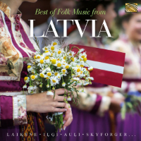 V/A: Best Of Folk Music From Latvia