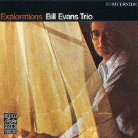 EVANS, Bill Trio: Explorations