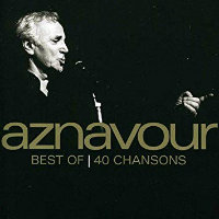 AZNAVOUR, Charles: Best Of / 40 Chansons (2CD)