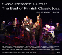 CLASSIC JAZZ SOCIETY ALL STARS: The Best of Finnish Classic Jazz (2CD)