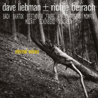 LIEBMAN, Dave + Richie Beirach: Eternal Voices (2CD)