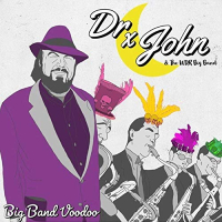 DR. JOHN & The WDR Big Band: Big Band Voodoo