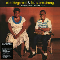 "FITZGERALD, Ella & Louis Armstrong: Complete Studio Master Takes (5LP+10"")"