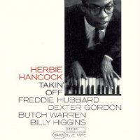 HANCOCK, Herbie: Takin' Off (LP)