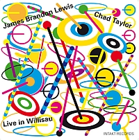 LEWIS, James Brandon & Chad Taylor: Live in Willisau (CD)
