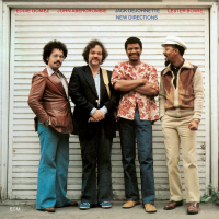 DeJOHNETTE, Jack: New Directions