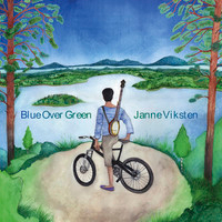 VIKSTEN, Janne: Blue Over Green