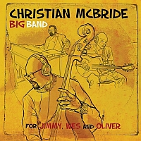 McBRIDE, Christian Big Band: For Jimmy, Wes and Oliver (CD)