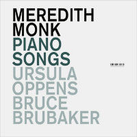 MONK, Meredith: Piano Songs