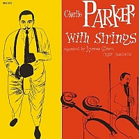 PARKER, Charlie: With Strings (LP)