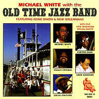 WHITE, Michael & Old Time Jazz Band: s/t