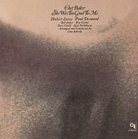 BAKER, Chet: She Was Too Good To Me (LP)