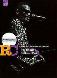 CHARLES, Ray: The Genius of Soul (DVD)