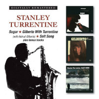 TURRENTINE, Stanley: Sugar / Gilberto With Turrentine / Salt Song (2CD)